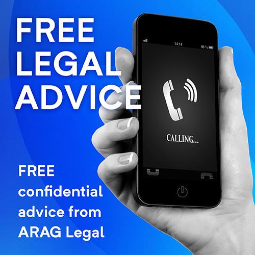 BIGGA members legal benefits