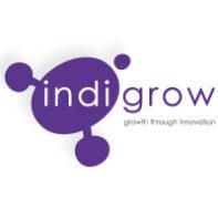 Indigrow - logo