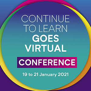 Access videos from the Continue to Learn Conference 2021
