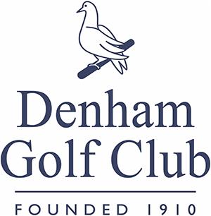 Denham Golf Club Logo with link to club