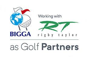 BIGGA & Rigby Taylor Golf Partner